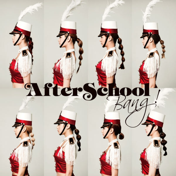 After School - Bang! Japanese version