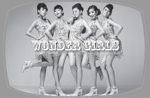 Wonder Girls Nobody