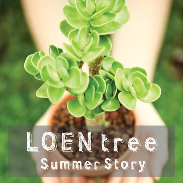 Loen Tree - Summer STory