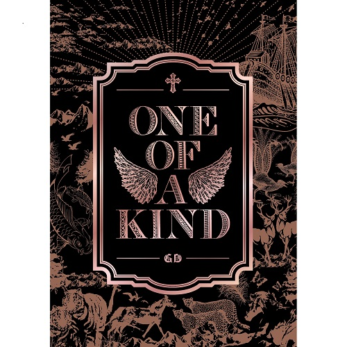 G-Dragon G-Dragon First Mini Album 'One Of A Kind'