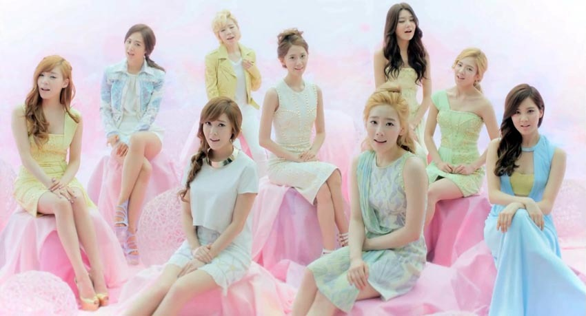 SNSD - All My Love Is For You