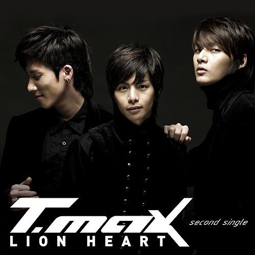 T-MAX - Lion Heart