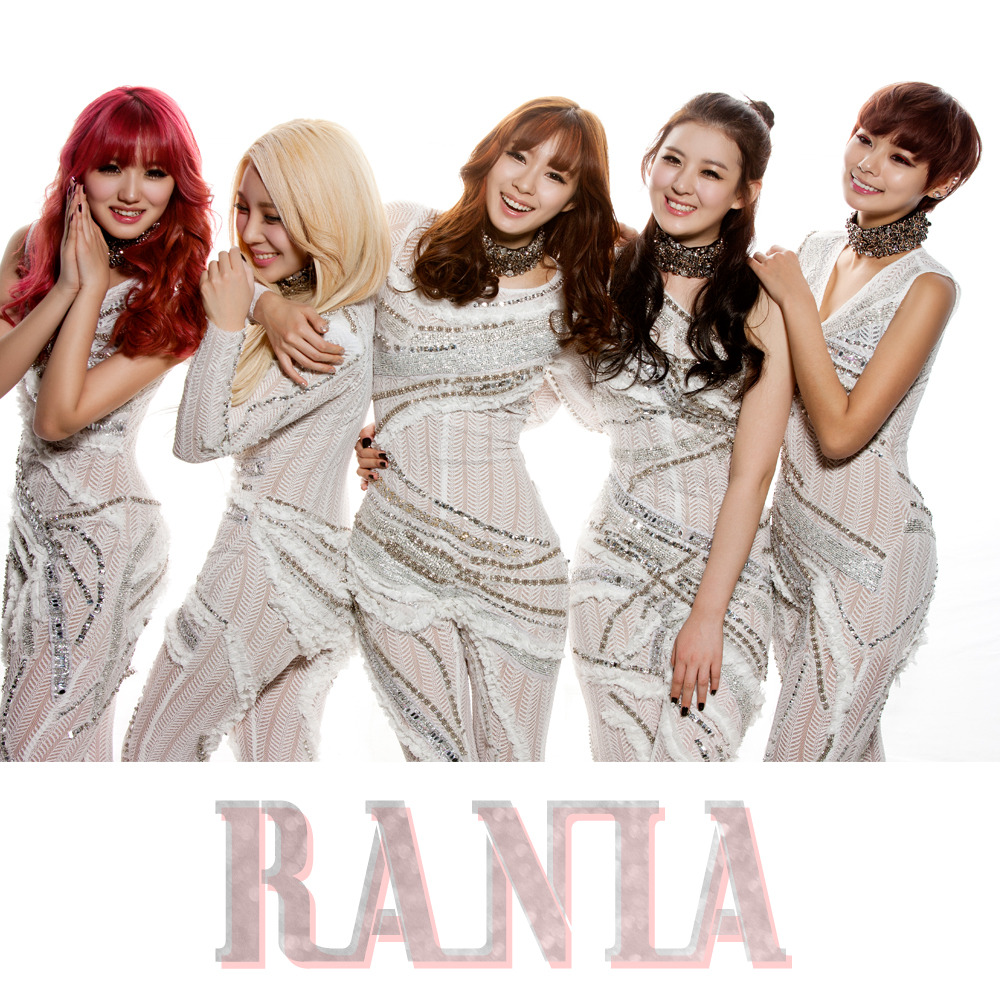 RaNia (라니아) - Just Go (Eng Ver ) » Color Coded Lyrics