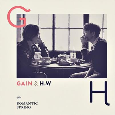 Ga In & Hyung Woo - Romantic Spring