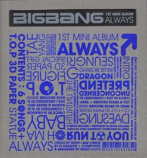 Always – 1st Mini Album