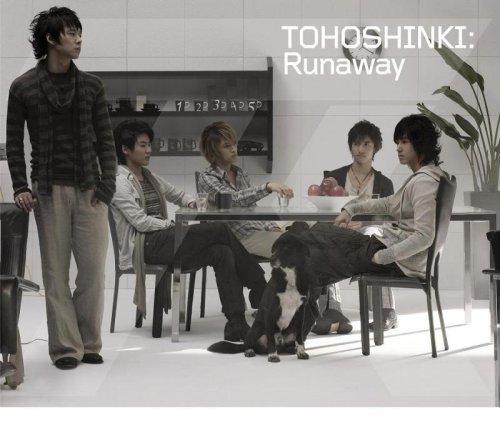 Tohoshinki Runaway / My Girlfriend (YUCHUN from 東方神起)