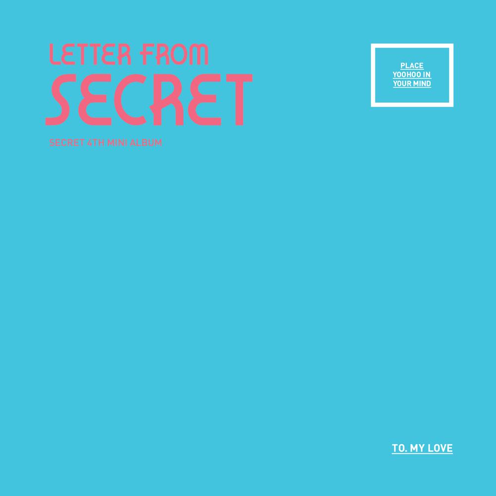 Secret - Letter from Secret