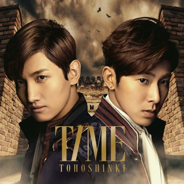 Tohoshinki TIME