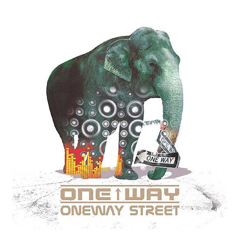 One way - One way street