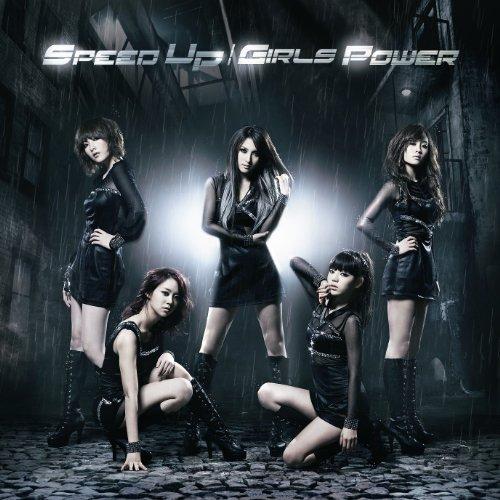 KARA Speed Up/Girls Power