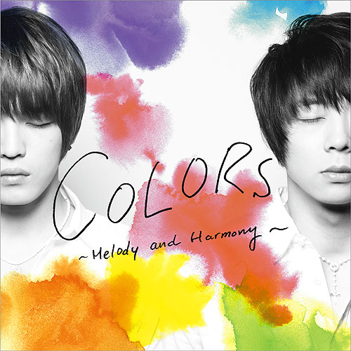 TVXQ (Hero Jaejoong & Micky Yoochun) Colors ~Melody and Harmony~ / Shelter