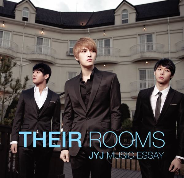 JYJ MUSIC ESSAY: THEIR ROOMS