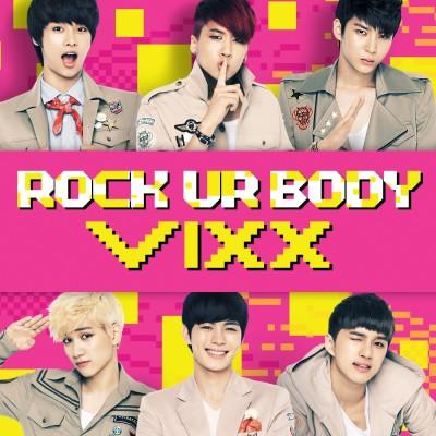 Vixx Rock Ur Body