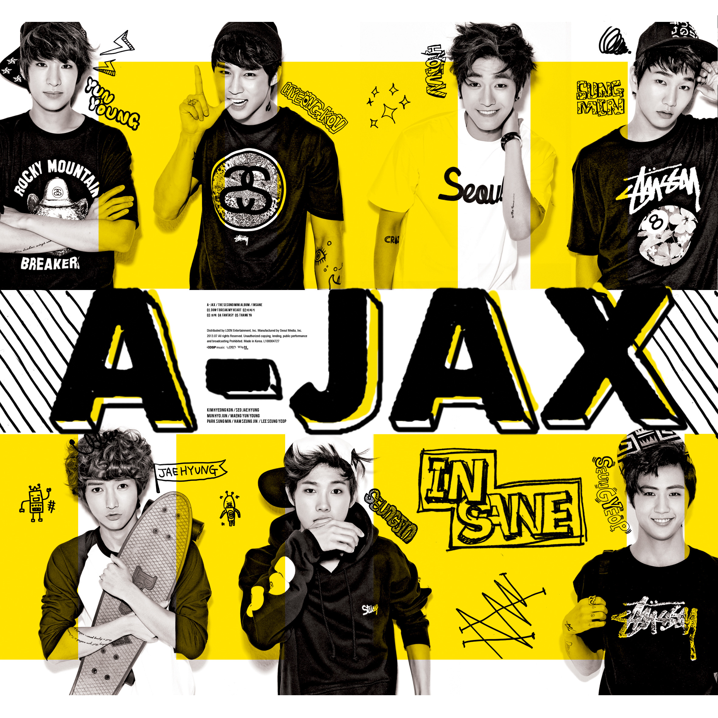 a-jax - insane