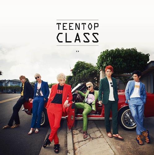 Teen Top - Class