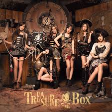 T-ARA - Treasure Box