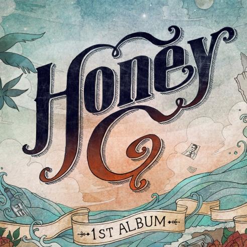 honey-g 1st album