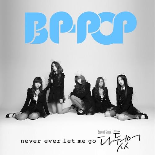 BPPOP Never Ever Let Me Go