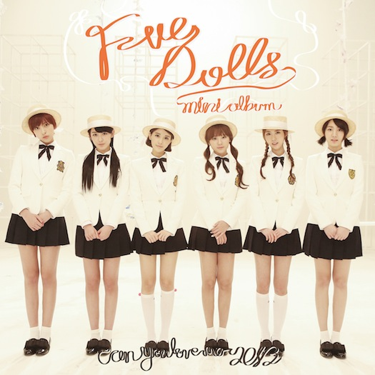 F-VE DOLLS First Love