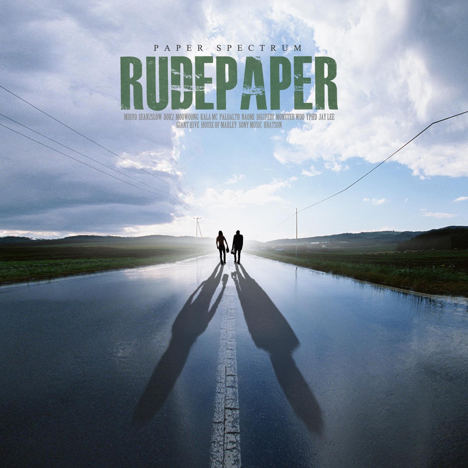 Rude Paper-Paper Spectrum