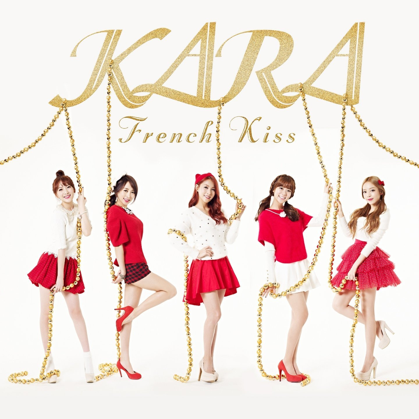 kara french kiss フレンチキス color coded lyrics