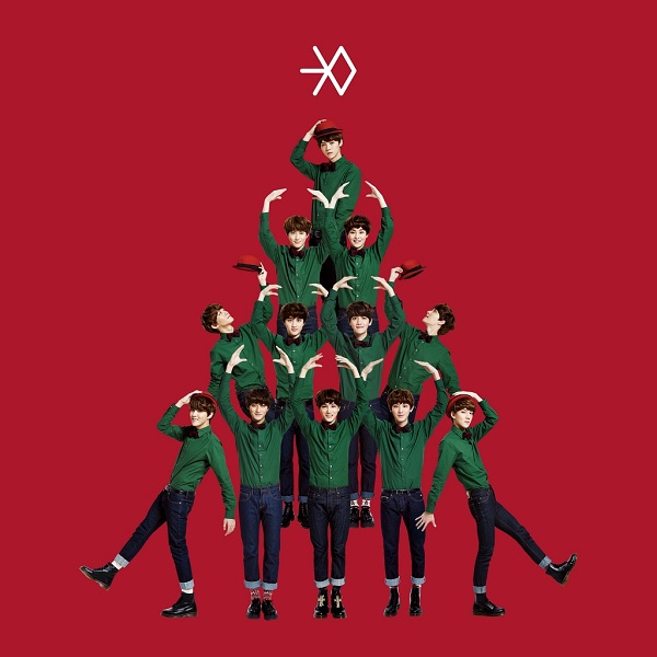 EXO Winter Special Album 'Miracles In December'