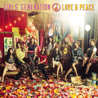 SNSD - Love & Peace