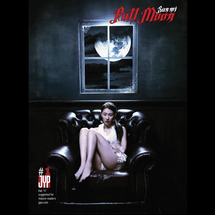 Full Moon Of December 2017 >> Sunmi (선미) - Full Moon (보름달) (feat. Lena) - Color Coded Lyrics