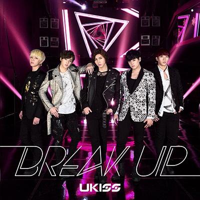 U-KISS_-_Break_up_CD_only