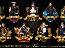 Girls' Generation - THE BEST NEW