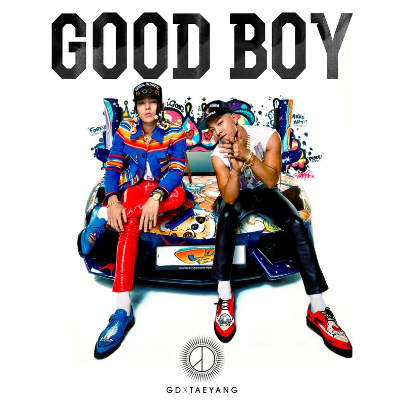 Gd X Taeyang Good Boy Color Coded Lyrics