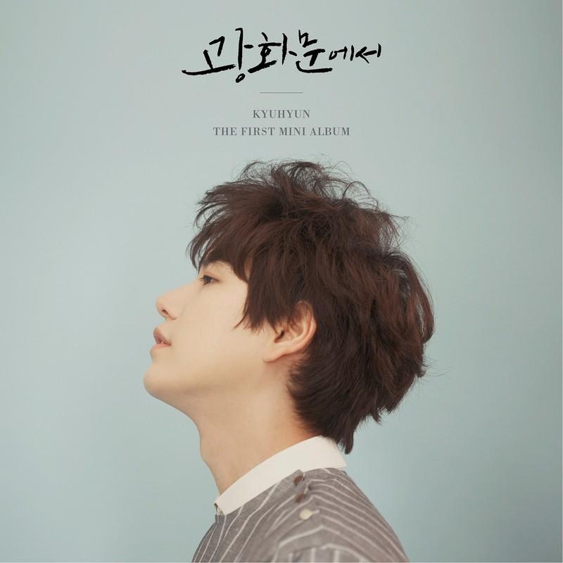 Kyuhyun - At Gwanghwamun