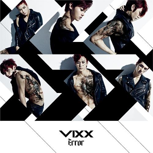 VIXX - Error -Japanese Ver.- Color Coded Lyrics