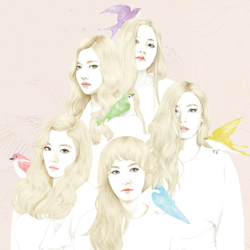 Red Velvet Ice Cream Cake Lyrics Coded