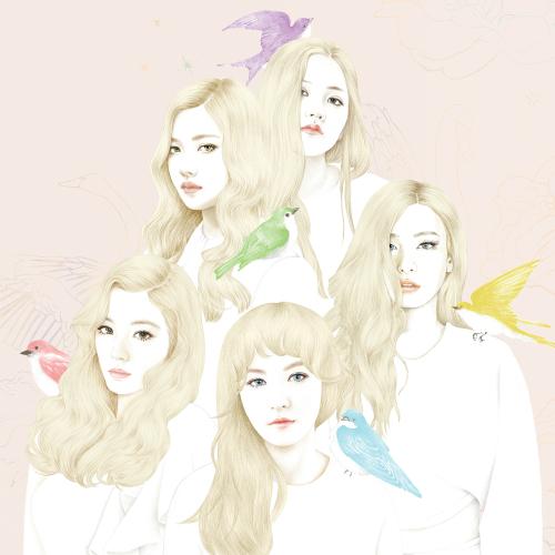 Color Coded Lyrics Red Velvet Ice Cream Cake