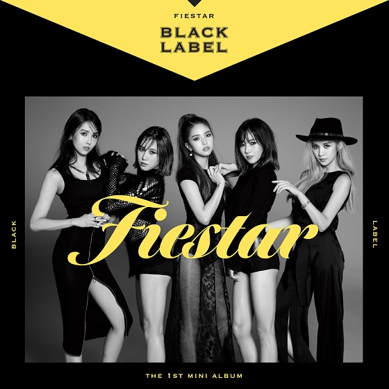 Book Cover Black Label ~ Fiestar you re pitiful 짠해 color coded lyrics