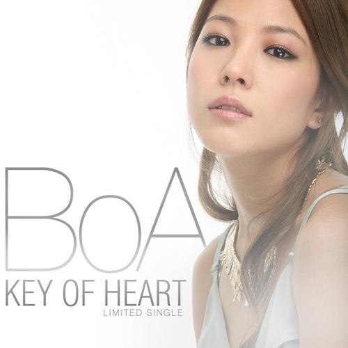 BoA- Key of Heart (Eng Ver.) Lyrics - YouTube
