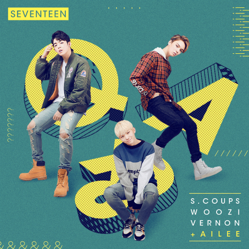 SEVENTEEN (S.Coups, Woozi, Vernon) & Ailee - Q&A - Color Coded Lyrics