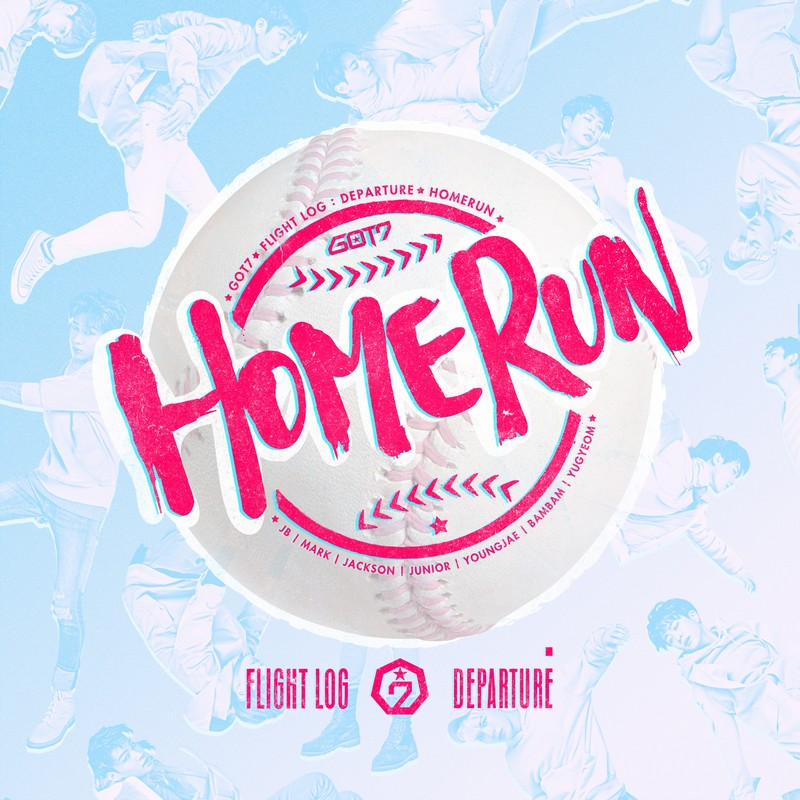 Image result for Home Run got7 cover