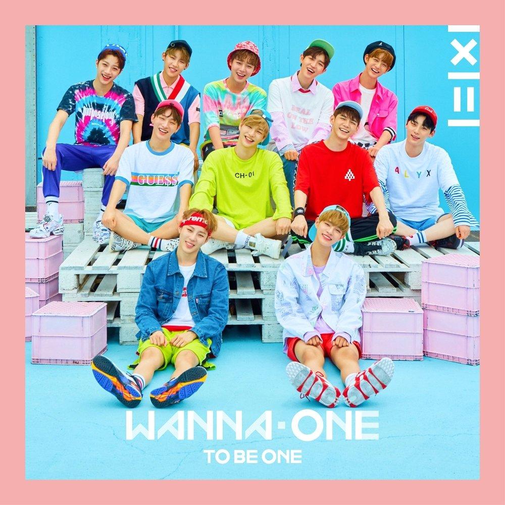 Wanna One – Energetic (에너제틱)