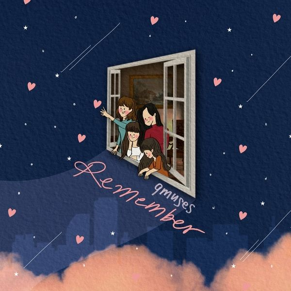 9MUSES – Remember
